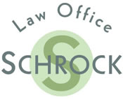 Schrock Law Office | Beaverton, OR Retina Logo